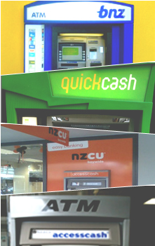 New Zealand ATMs Picture